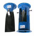 Low-cost, low maintenance dust collector valve