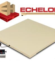 Cardinal's New Echelon EH Series Economical Floor Scales for Industrial Weighing
