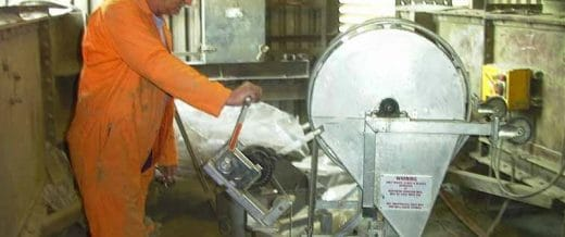 Removing Blockages from Bulk Solids Material Silos