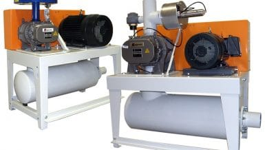 PD Blower Packages for Pneumatic Conveying Systems