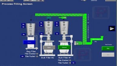 Customized Bulk Bag Handling Systems