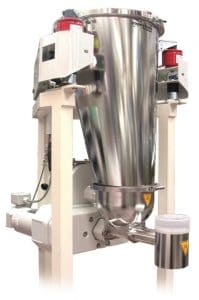 Highly Accurate Feeding for a Variety of Bulk Materials