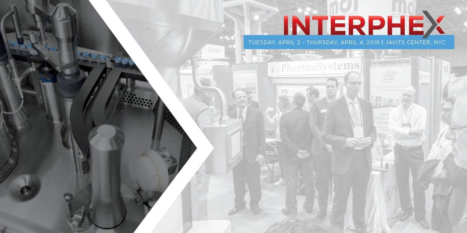 INTERPHEX 2019