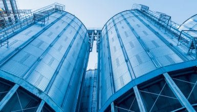 Measure Volume Accurately in Large Silos
