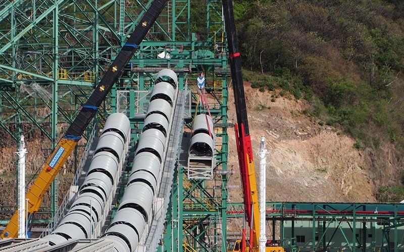 Modular Conveyors Reap Rewards from Installation Through to Operation