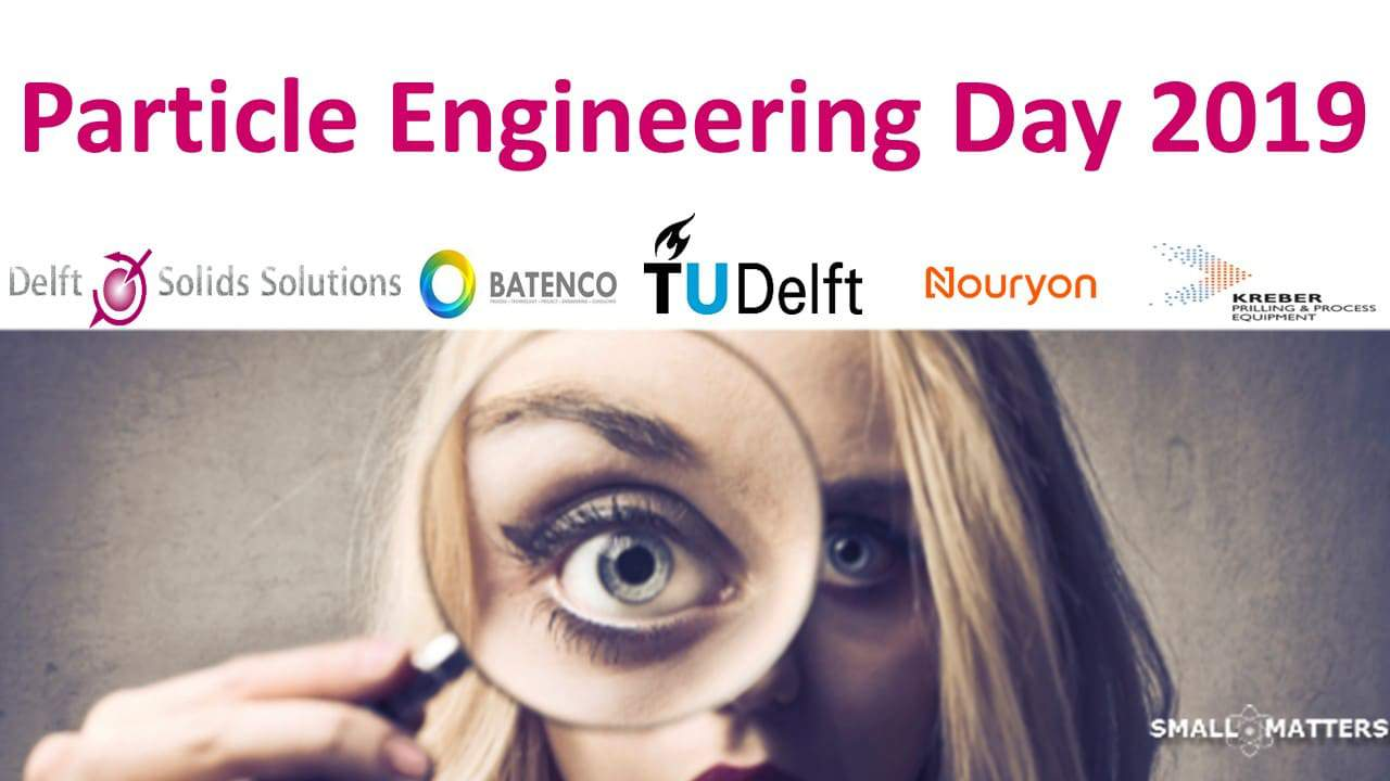 Particle Engineering Day 2019