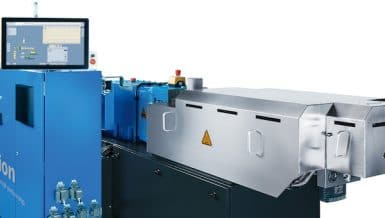 Smart Feeding and Extrusion Technology Ensures Maximum Productivity in Powder Coating Manufacturing