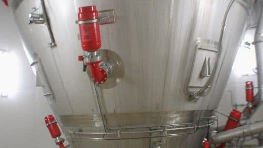 Spray Dryer Explosion Protection in Food Ingredients Plant