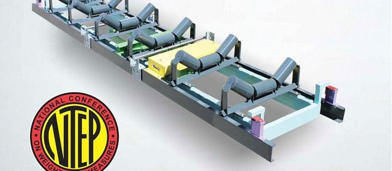 Commercial Grade and Certified Quality Conveyor Belt Scale