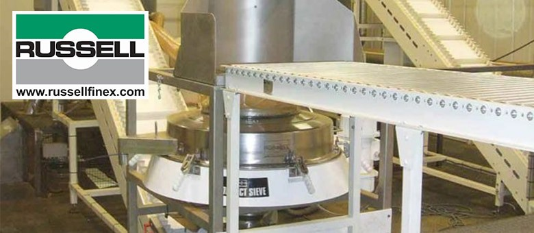 Sieving System for Tea Processing Lines