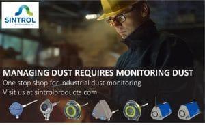 Dust Detection as a Process Parameter