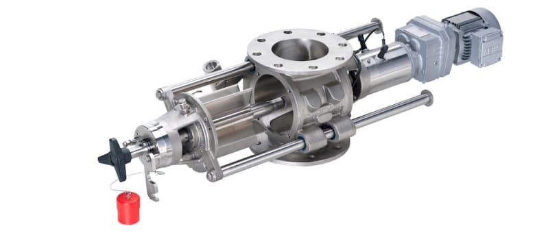 Choosing a Rotary Valve for Your Sanitary Application