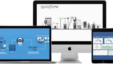 Spiroflow Remote Monitoring System - SAM – Spiroflow Active Monitoring
