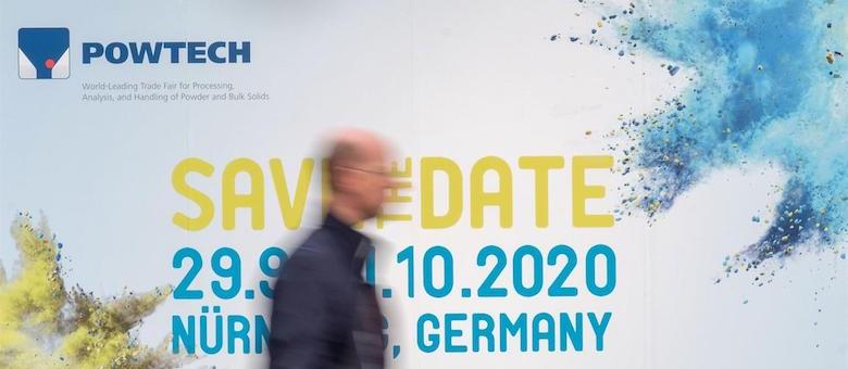 POWTECH and PARTEC 2019: Powerful Process Engineering Duo in