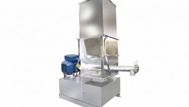 Gravimetric Feeders for Powder Flow Control