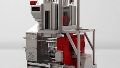 New Hamex® Fully Automatic Hammer Mill Reduces Product Cost Price Thanks to Clever Re-design
