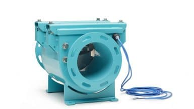 Fig. 1: Q-Flap RX™ explosion isolation flap valve