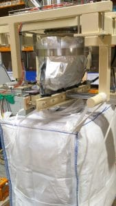 Spiroflow Offers Innovative Bulk Bag Filling Solution to Extend Product Shelf Life