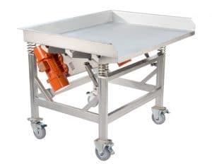 The Alvibra® Vibratory Tables