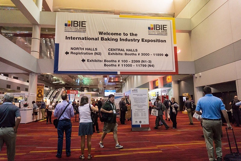 IBIE International Baking Industry Exposition
