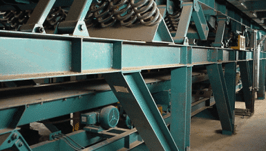 General Kinematics SYNCRO-COIL® Vibratory Conveyors