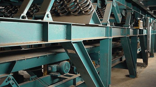 General Kinematics SYNCRO-COIL® Vibratory Conveyors