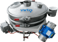 Virto-Cuccolini Completes VP2 Vibrating Sieve Range