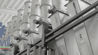 """Automatic Dosing System For Small Chemicals """"ABC"""""""