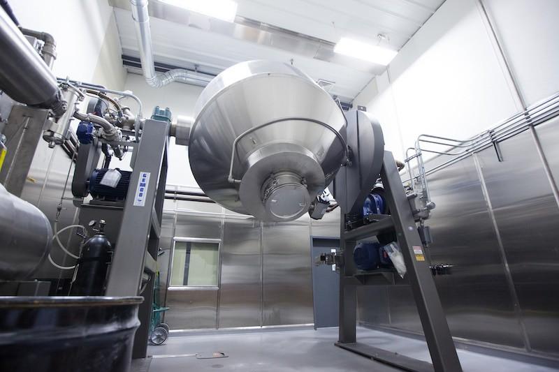 Optimizing the Precision Blending of Nutraceuticals   BulkInside