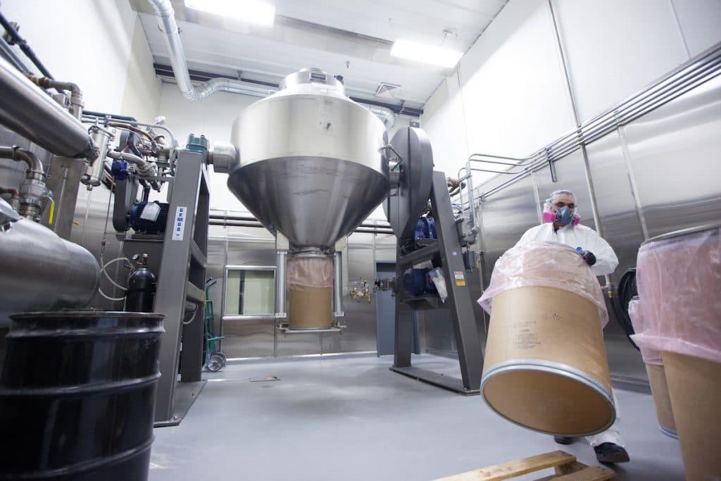 Low Impact Tumble Blending Equipment - Optimizing the Precision Blending of Nutraceuticals