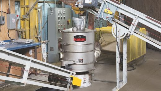 Pelletising Systems Rely On Circular Fluid Bed Dryers