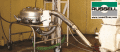 Sanitary Vibratory Screener Removes Foreign Particles from Sugar