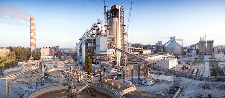 Innovative Explosion Protection for the Cement Industry