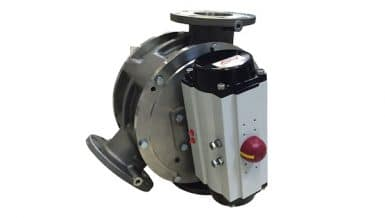 Diverter Valve for Pneumatic Conveying Applications