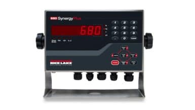 Rice Lake Launches 680 Synergy Series Digital Weight Indicator