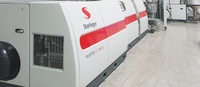 "Starlinger ""Circular Packaging"" at K 2019: A Closed-Loop for Big Bags made from Polypropylene Fabric"