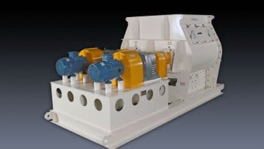 Twin Shaft Paddle Mixer