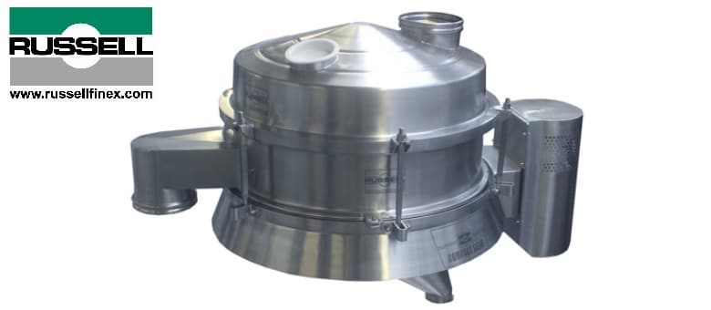 Hygienic Powder Sifter for Pharmaceutical Processing Lines