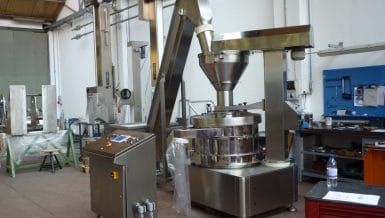 High Quality Vibrating Solution for the Pharmaceutical Industry