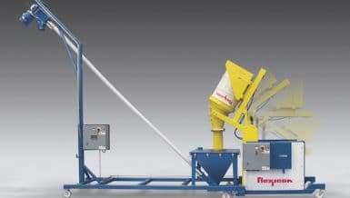 Mobile Tipper-Conveyor System Performs Multiple Tasks