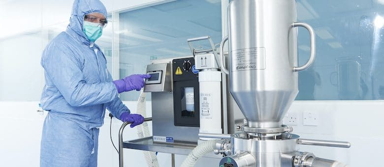 ChargePoint Technology Introduces VERIFI for Biopharma Market