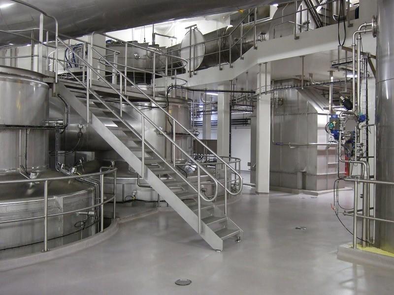 Milk powder processing - dairy processing - BulkInside