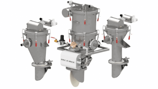 Signature Series™ Conveying Solutions: From Handfuls to 3500 lbs/hr (1600 kg/hr)