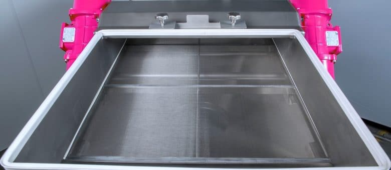 The Trend is Towards Hygienic Machines %%sep%% Trends in screening technology