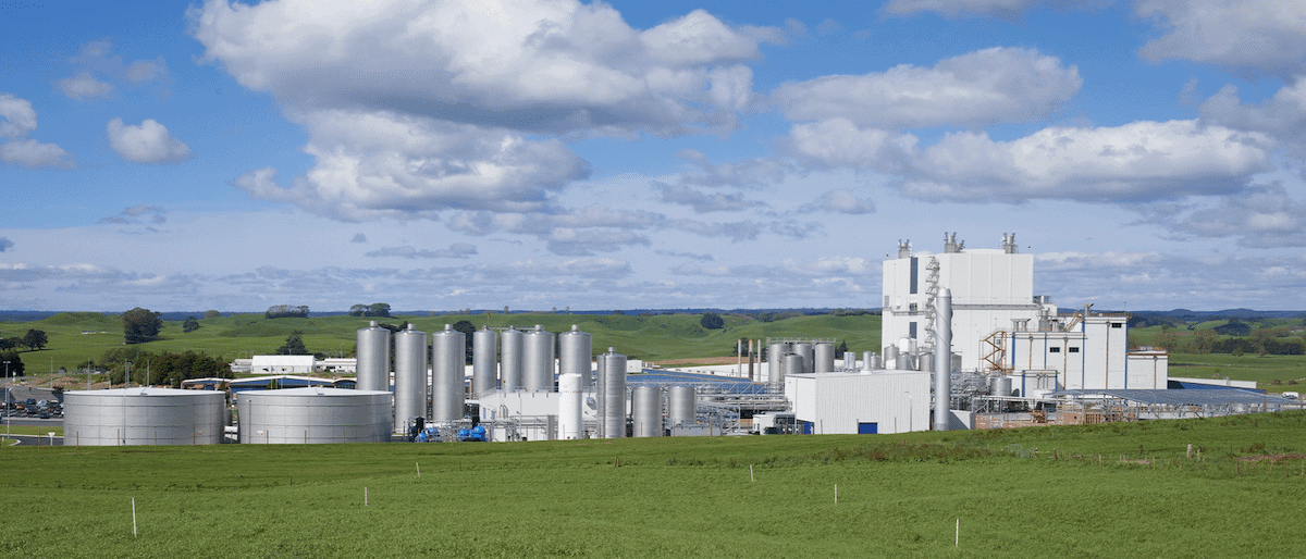 milk-powder-processing-plant
