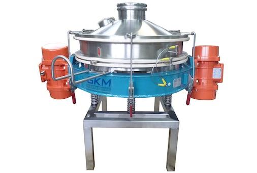 GKM Extends KTS-VS2 Series of High Capacity Screening Machines