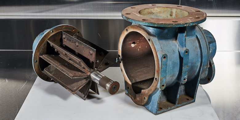 Rotary Valves; Design Selection and Operational Issues