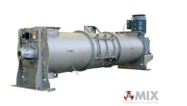 Mixers and Dryers with ATEX Certification