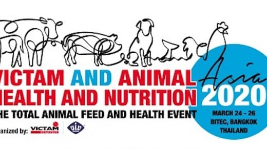 VICTAM and Animal Health and Nutrition Asia: The Total Animal Feed and Health Event Organized by Victam and VIV