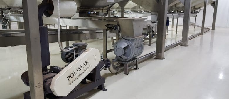 Advantages of Polimak Pneumatic Conveying Systems